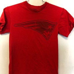 Boys NE Patriots T-shirt- Size Small
